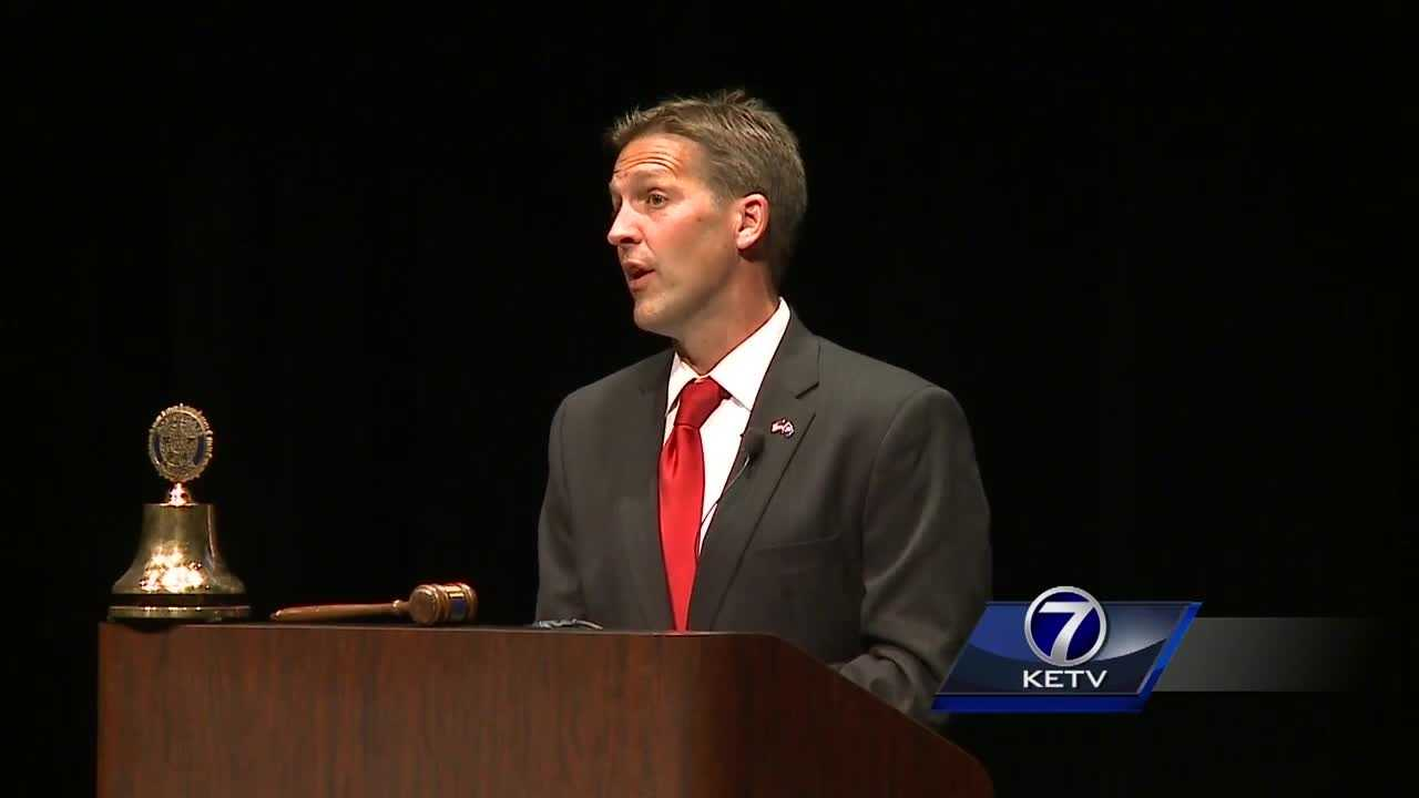 Political analysts continue to speculate about a third-party presidential run. Sen. Ben Sasse sets the record straight.