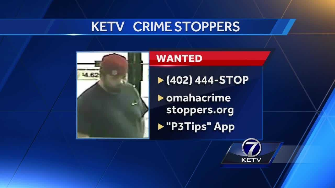 Omaha police are searching for a burglar who broke into a home after the homeowner had just left to pick up her child from school.