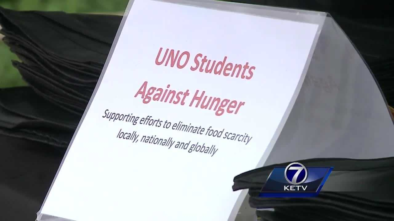 Organizations across the metro, including the Food Bank and Siena Francis House, on a daily basis fight an epidemic that affects 1-in-10 people in Nebraska. Hunger is a large problem in a state that ranks 39th for food security.