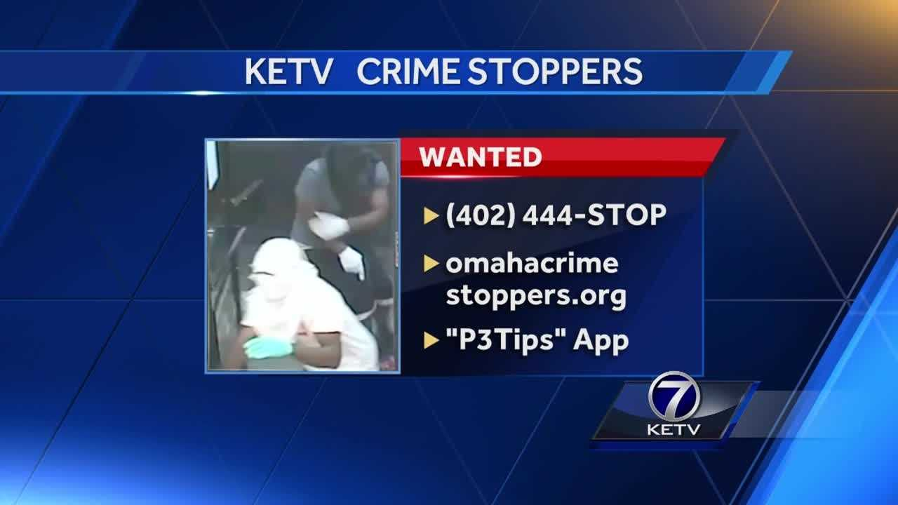 Omaha police are searching for two men who robbed an Omaha gas station.