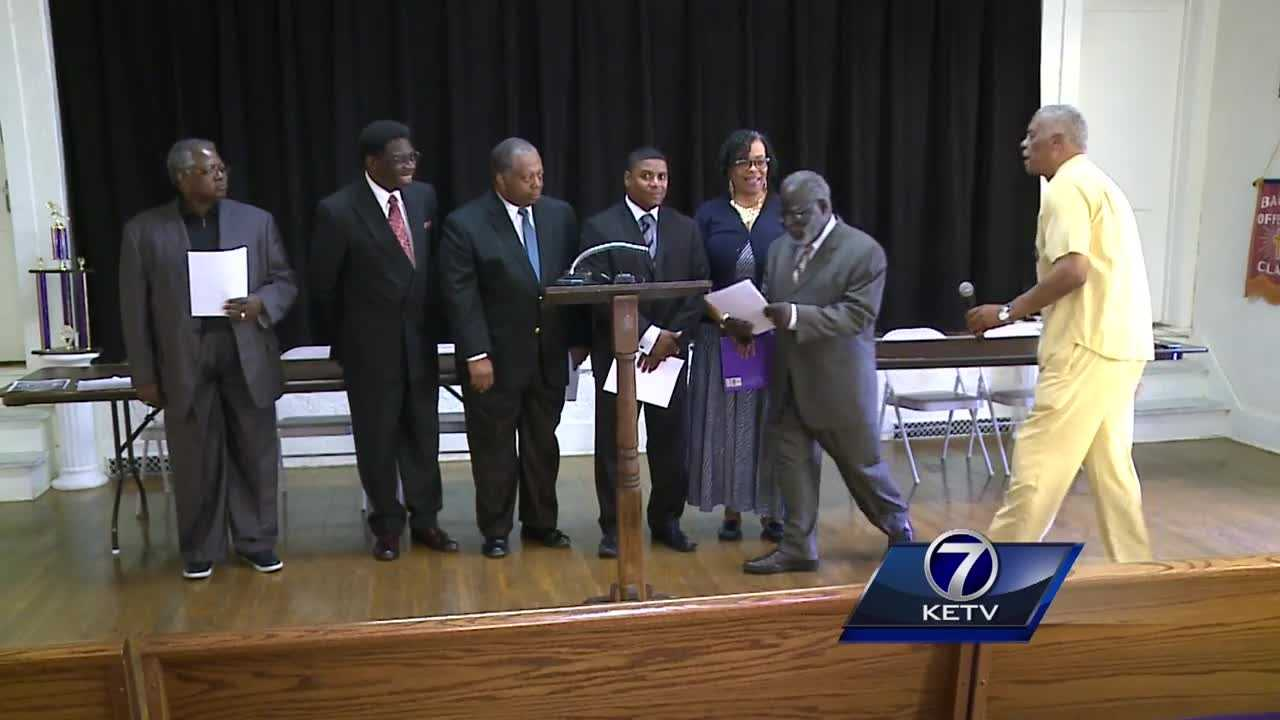 A group Omaha of church leaders rally to make a difference.