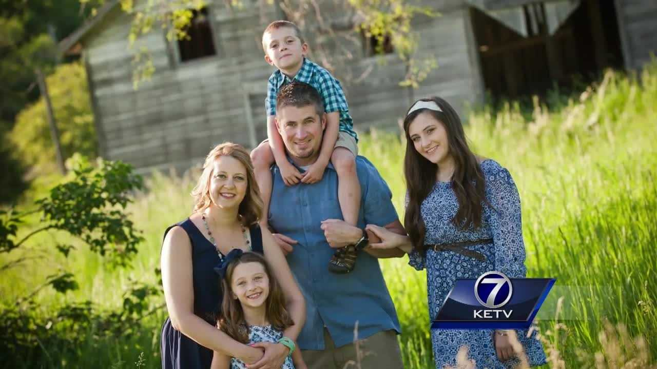 A Papillion woman who is a wife and mother of three, also has stage four cancer.
