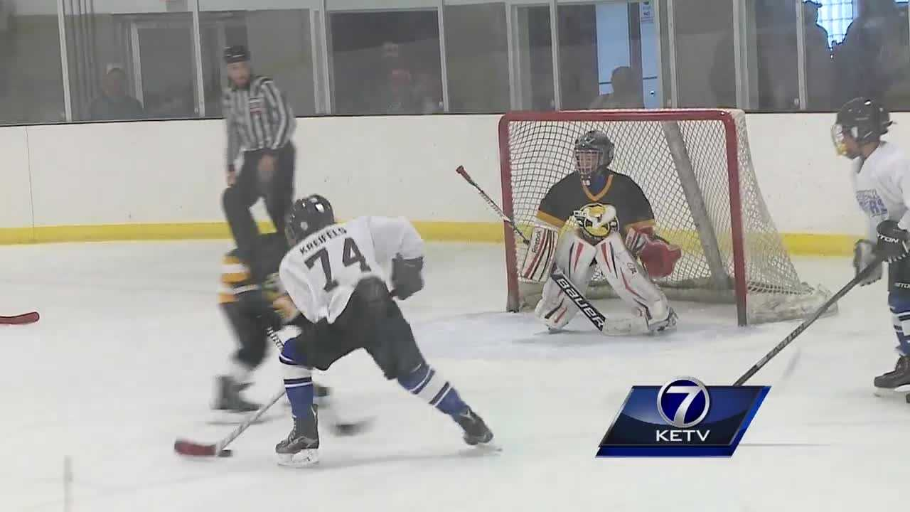 The 32nd annual Cornhusker State Games began this weekend throughout Nebraska. In Omaha, the ice hockey tournament is set to conclude this evening, with several teams of young players competing for first place in their age group.