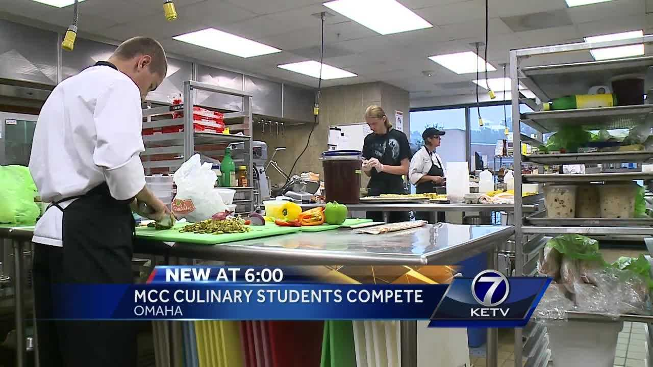 Local students at Metro Community College dished up some delicious items all on a budget.