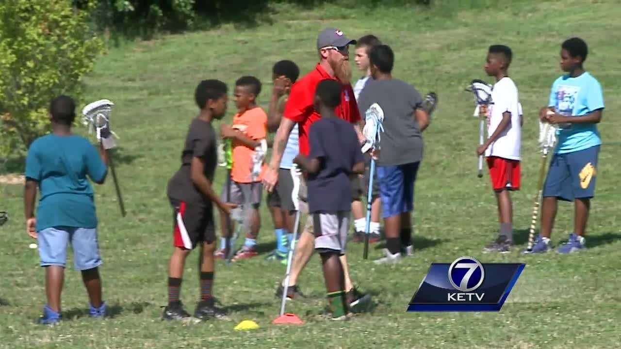 The Omaha metro area is seeing growth in lacrosse, a sport combining elements of baseball, soccer, football and hockey.