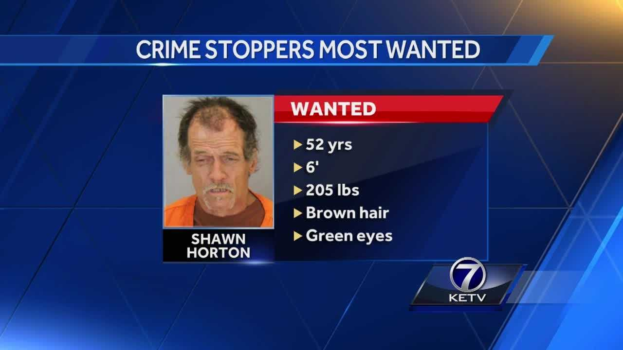 Omaha police say they are searching for a man accused of using methamphetamine and stabbing a friend in April.