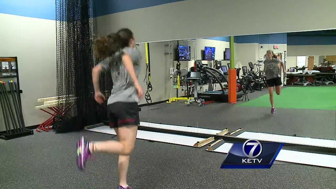 Everyone hates to be sidelined by injuries, especially young athletes. But without proper rehabilitation, experts said kids are much more likely to hurt themselves again. It's that philosophy that guides the new Sports Physical Therapy program through Omaha's Children's Hospital and Medical Center.