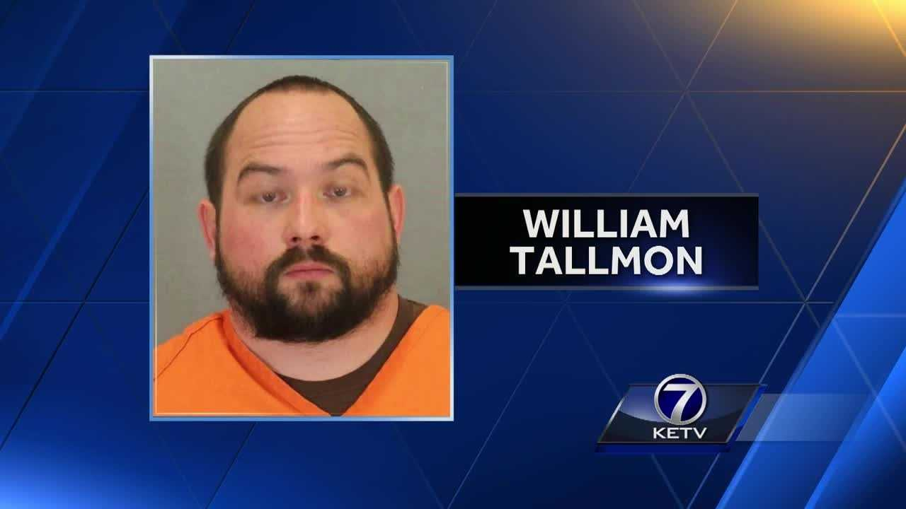 Court documents say 34-year-old William Tallmon had contact with four girls -- three of them age 8, the other age 3.