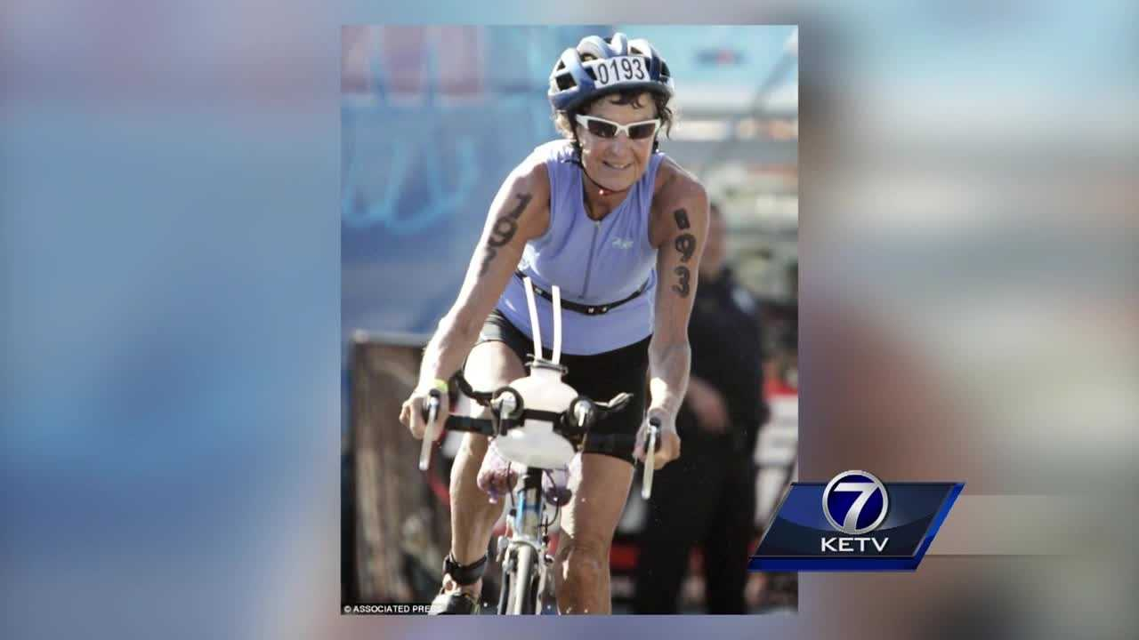 About 4,000 athletes hope storms stay away this weekend in the Omaha metro area for the 2016 U.S. Triathlon Age Group Nationals.