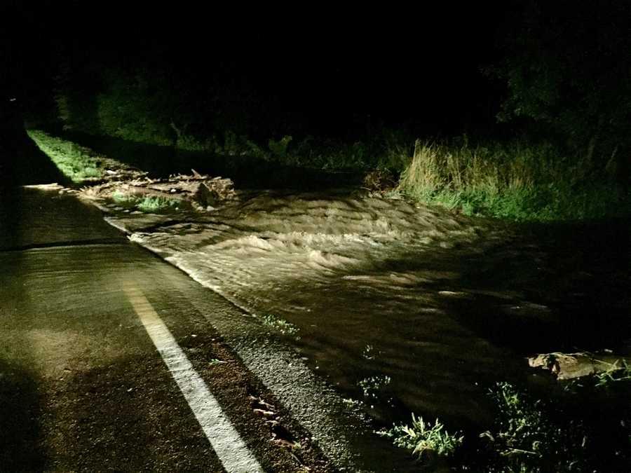 Flooding in Fort Calhoun