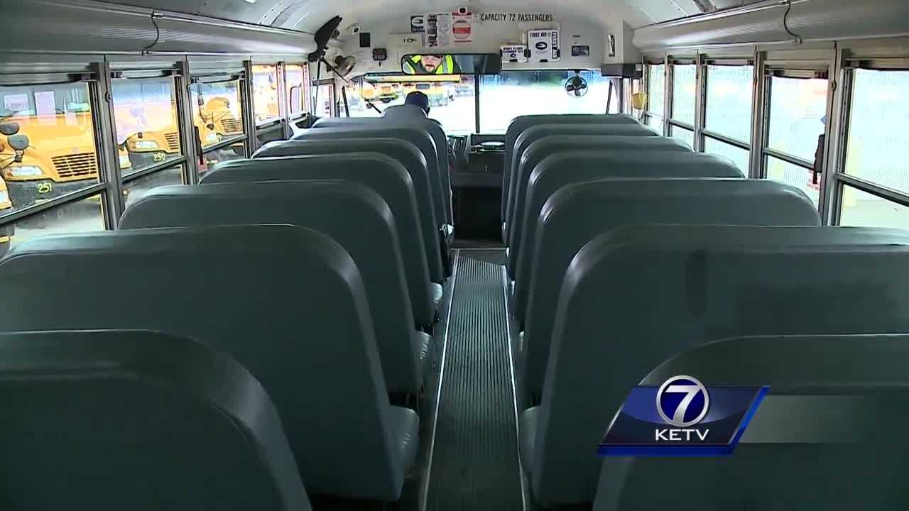 Omaha Public Schools officials admit they've had transportation troubles to start the year, but nothing quite like that happened in August. The company contracted to get metro students moving, Student Transportation of America (STA), said things are improving.