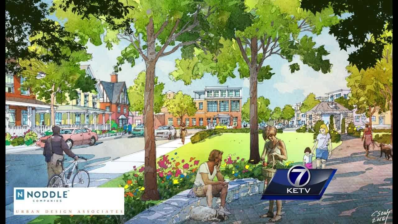 The Omaha Planning Board unanimously passed a proposal to build one of the largest developments Omaha has ever seen.