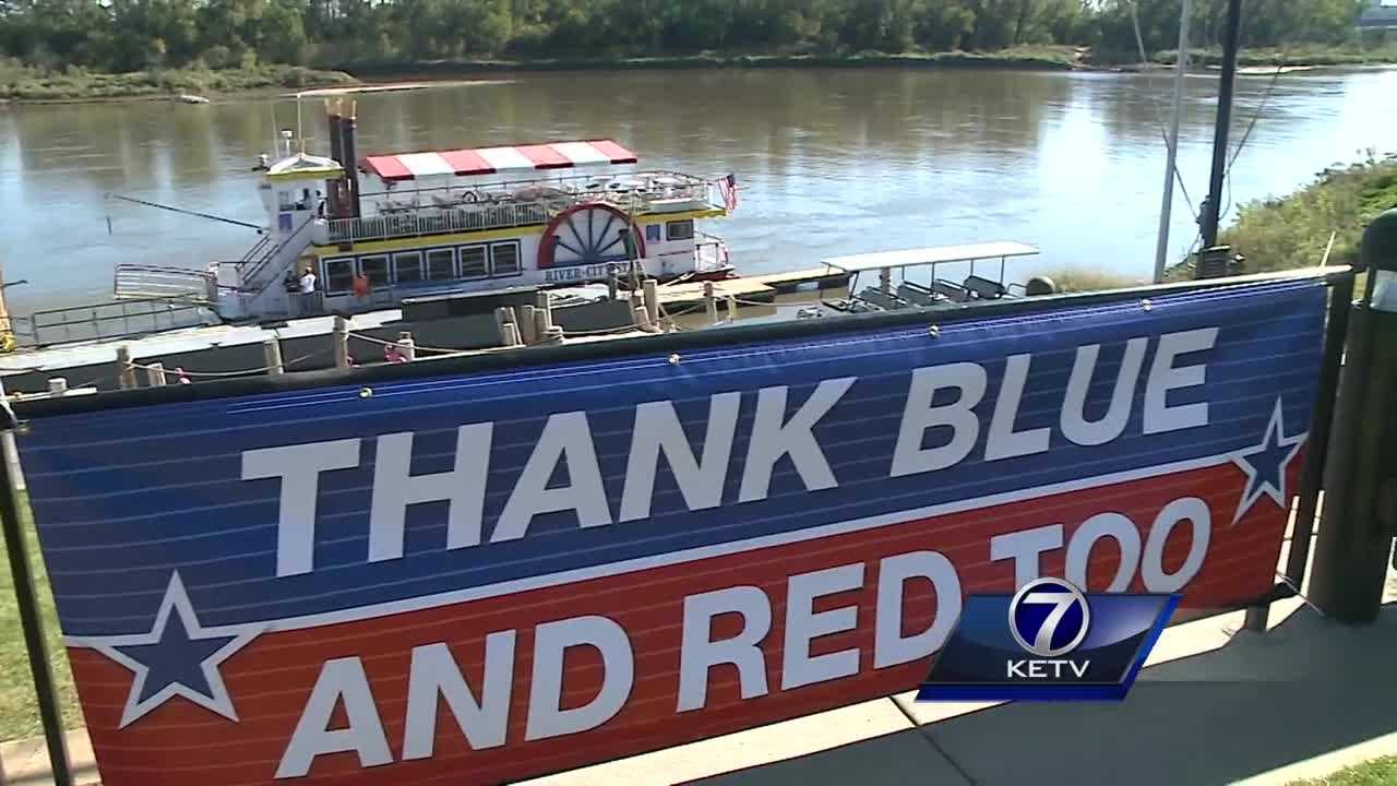 Sunday, a special celebration was held to honor first responders and their families.