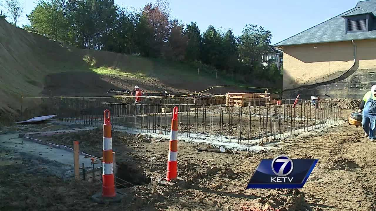A new development planned in west Omaha is also sparking expansion at a local parish and school.