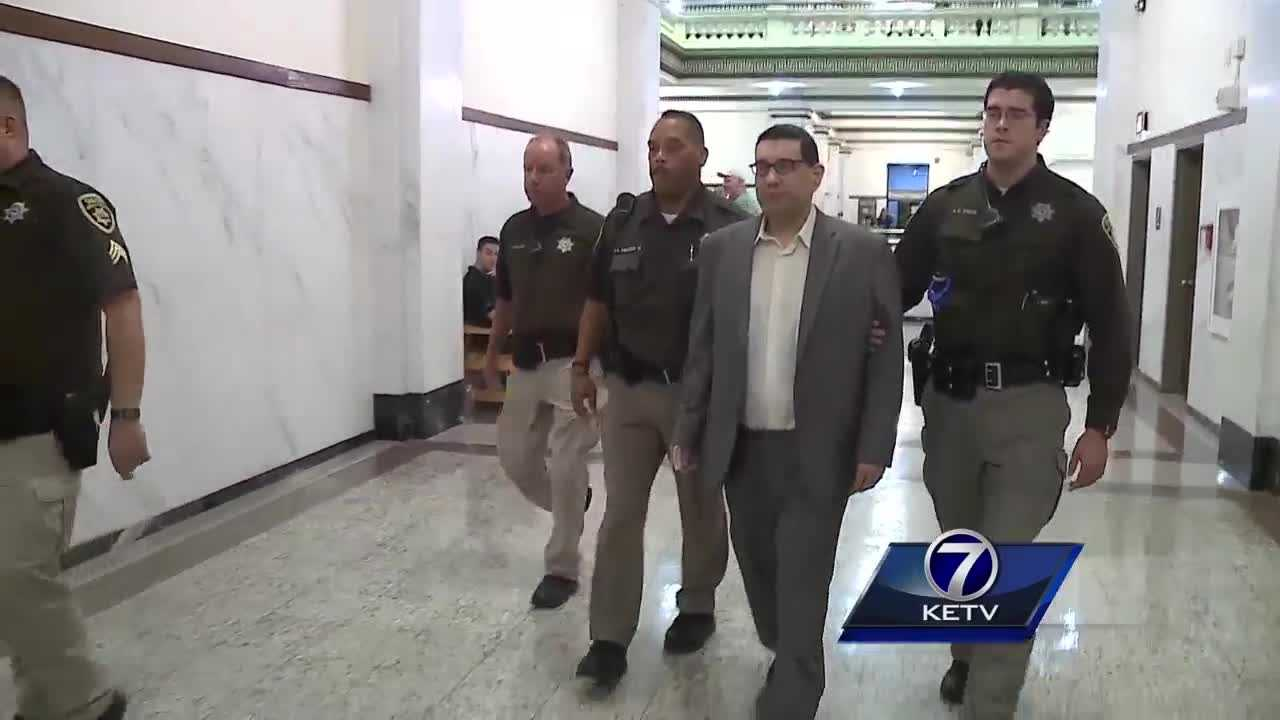 The state's case of vengeful murder is starting to take shape against Anthony Garcia. Tuesday, his former boss and professor from Creighton's Pathology department took the stand.