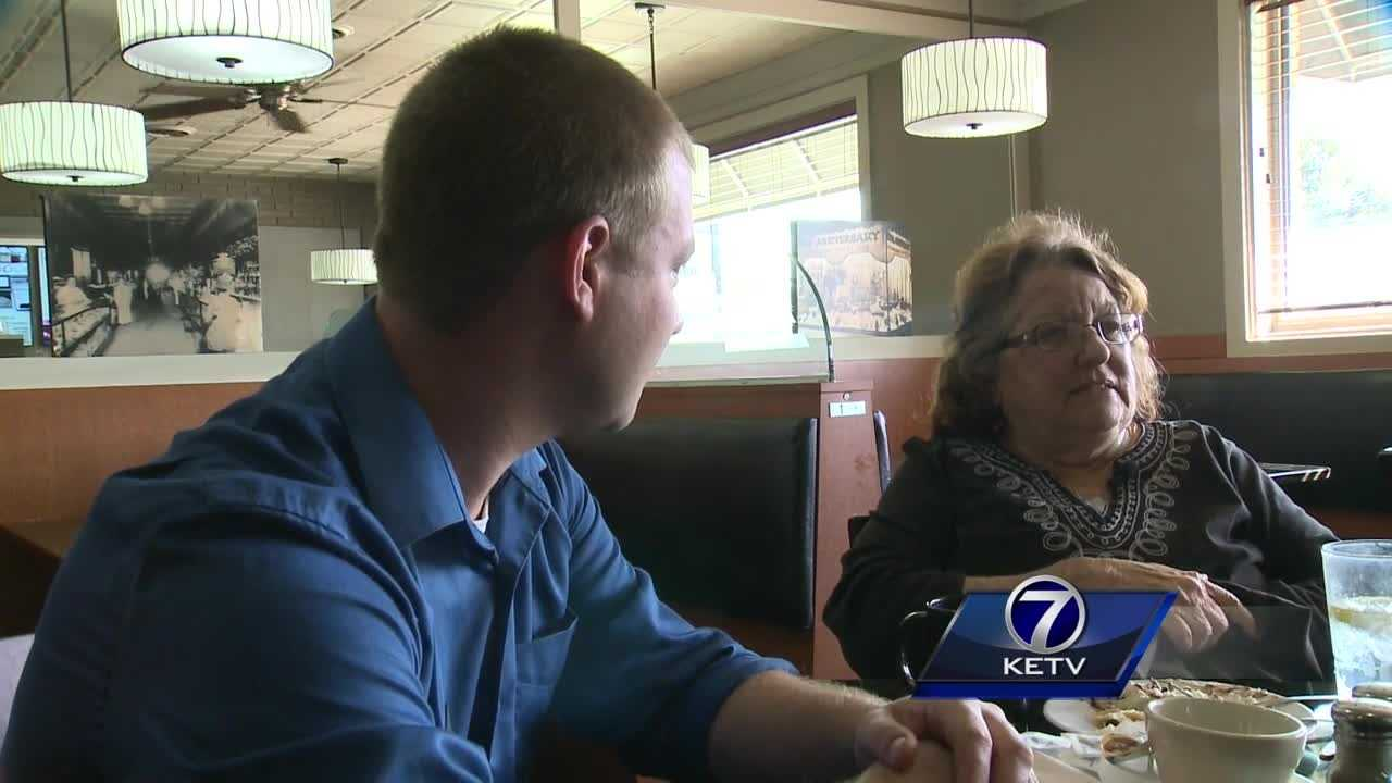 A night out of dining in an Omaha restaurant took a disastrous turn when a patron began choking on a piece of food. Luckily, the manager knew what to do and sprang in to help.