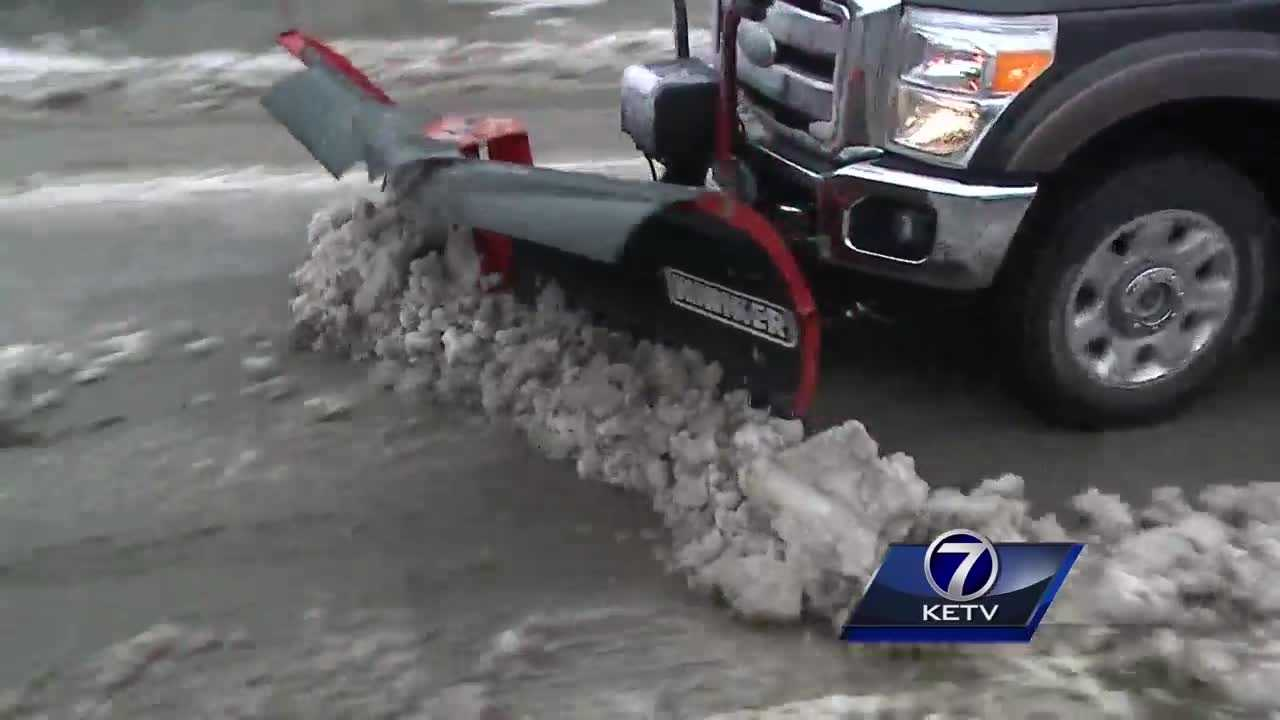 """Omaha Mayor Jean Stothert outlined a revamped snow-removal strategy Wednesday with a bold message: """"We can do better and we will do better."""""""