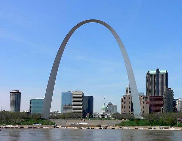 1. St. Louis