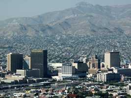 2. El Paso, Texas
