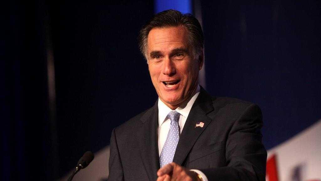 Mitt Romney file - 31100221