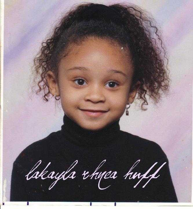 Kaliegha Ricks, 12-year-old stabbing victim.