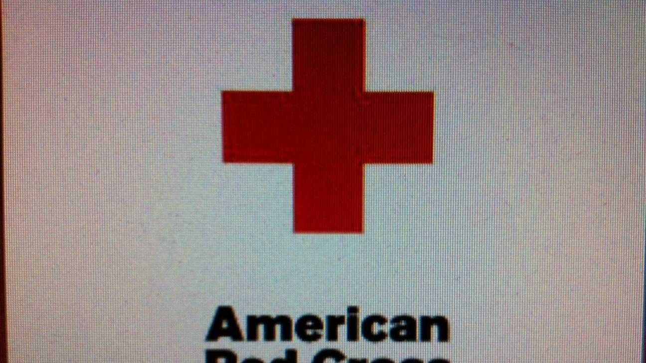 Red Cross Logo - 30568597