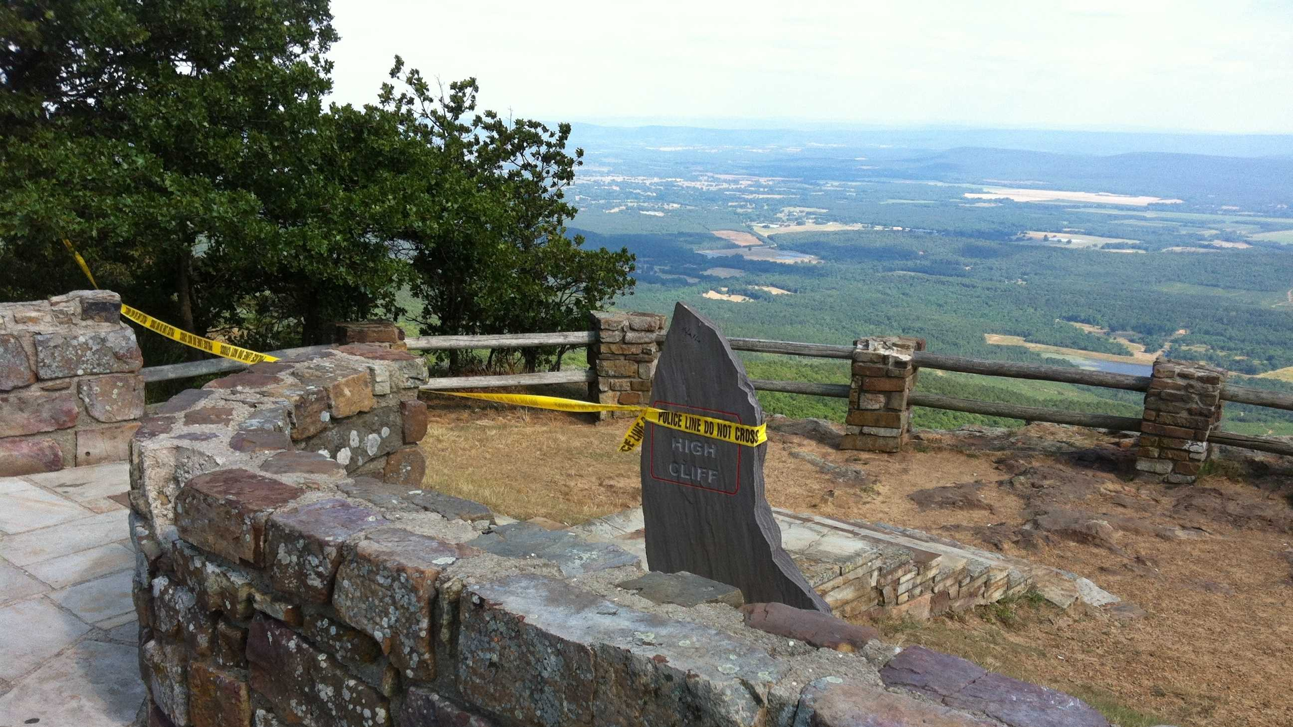 Petit Jean River Valley Overlook
