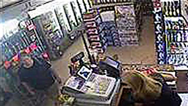 Eastside Liquors surveillance