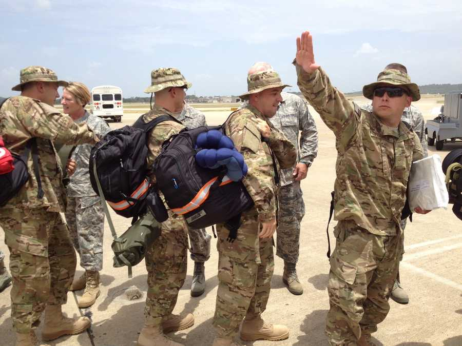 The 188th Fighter Wing deployed approximately 275 Airmen to Afghanistan in support of Operation Enduring Freedom.