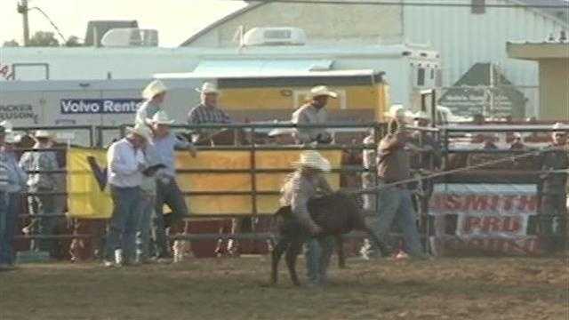 Rodeo events start today