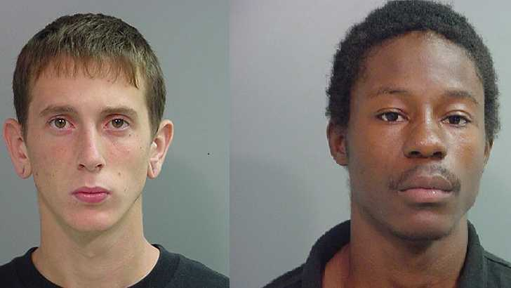 Mickey Joe Neighbors and Marquis Devonta Simmons, Washington County Sheriff's office
