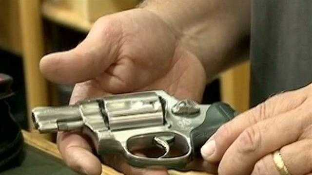 Gun owners are seeing a big increase in concealed carry permits.