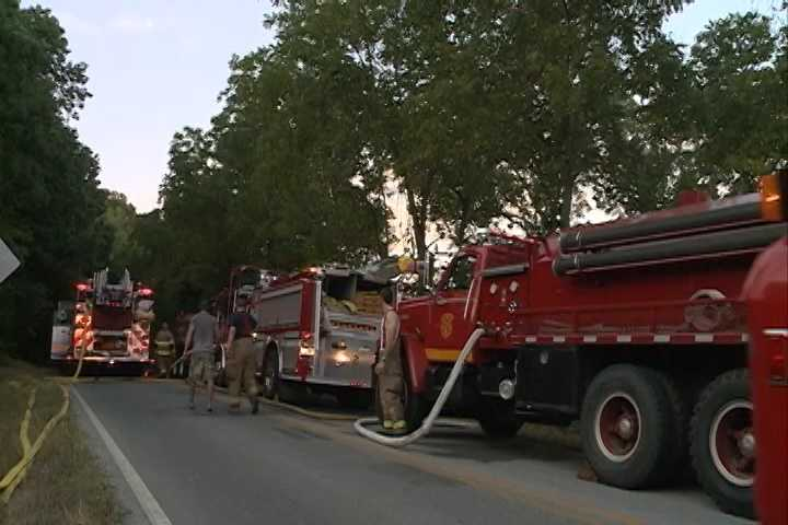 Firefighters have experienced problems with fire hydrants being sparse in the area, and they adapt to the conditions when out on calls, Puryear said.