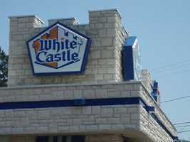 White Castle Chocolate Shake Large: 1680 calories (Louisville region)