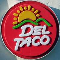 Del Taco Macho Beef Burrito: 1170 calories