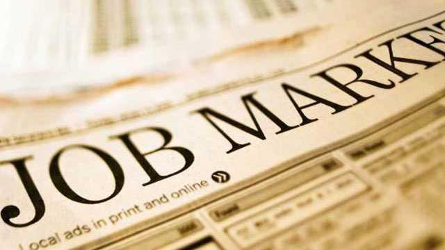 Job unemployment ad generic