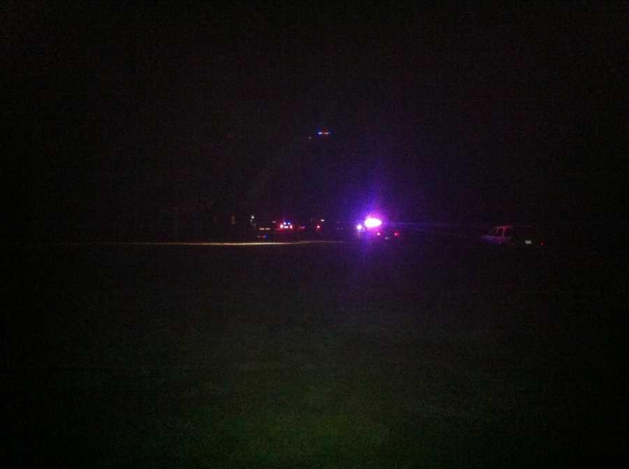 Shooting Investigation in Hartford on Highway 96