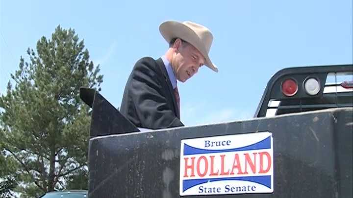 Bruce Holland is running for the District 9 Senate seat.