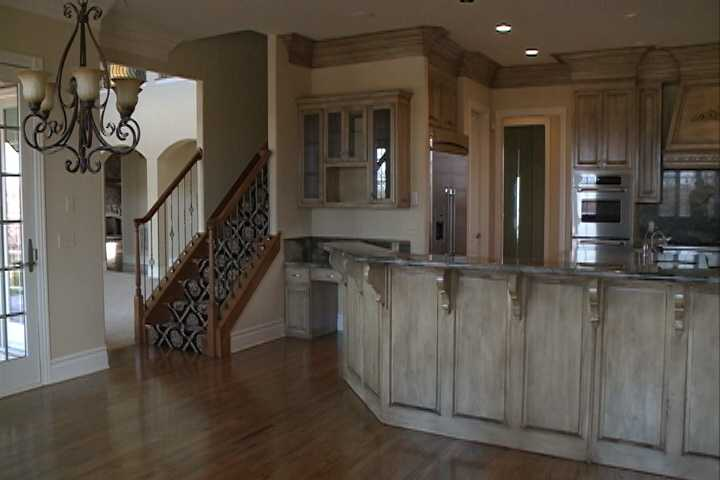 This home is $1.7 million. We got a tour of the fancy place!