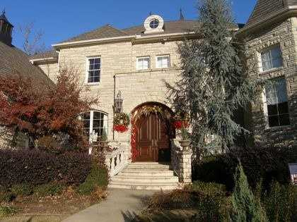 Imagine living in this beautiful four bedroom, five bathroom Fort Smith home on the market for $1.2M featured on realtor.com
