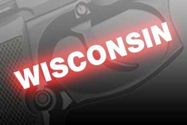 25. Wisconsin, NICS background checks per 100k residents: 8,676