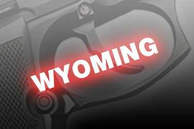 6. Wyoming, NICS background checks per 100k residents: 13,986