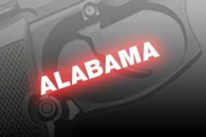 11. Alabama, NICS background checks per 100k residents: 11,070