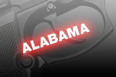 11. Alabama, NICS background checks per 100k residents: 11,070