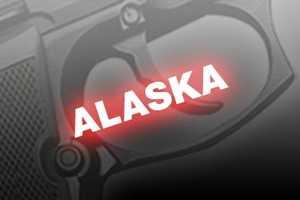 5. Alaska, NICS background checks per 100k residents: 14,616