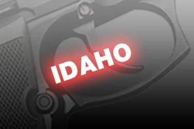 14. Idaho, NICS background checks per 100k residents: 10,261