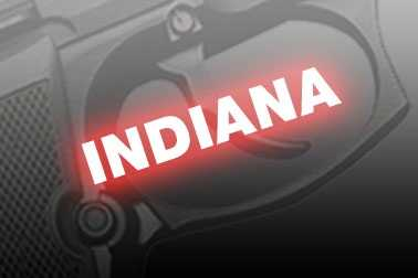 24. Indiana, NICS background checks per 100k residents: 8,691