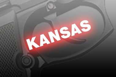 21. Kansas, NICS background checks per 100k residents: 9,176