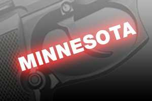 19. Minnesota, NICS background checks per 100k residents: 9,730