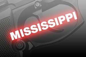 17. Mississippi, NICS background checks per 100k residents: 10,035